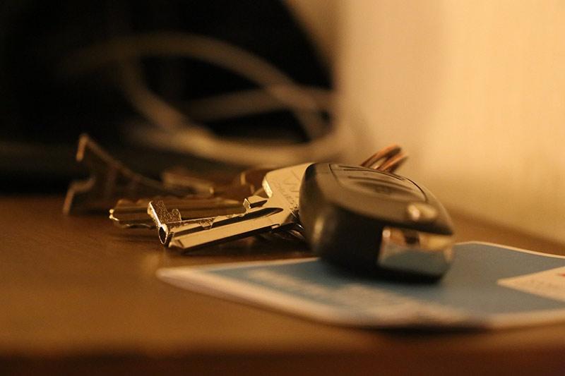 car-key-Lost-Venice, CA